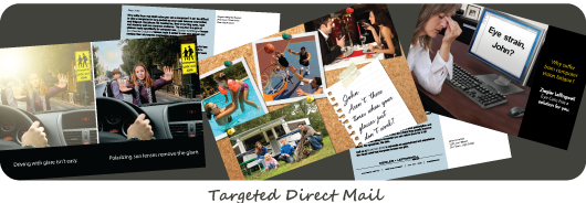 Targeted Direct Mail Postcards